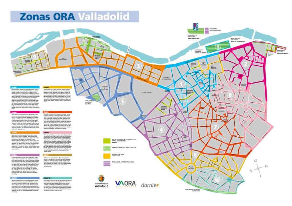 Mapa-Zona-Azul-Valladolid
